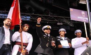 Regates 'The Tall Ships Races 2013' laikā notiks 'Rīgas brīvostas festivāls'