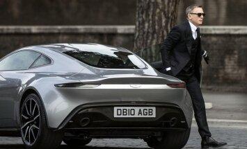 'Spectre' būs garākā Džeimsa Bonda filma