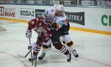 Rīgas 'Dinamo' aizvadīs savu priekšpēdējo sezonas spēli
