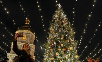 Ukrainā 25. decembris būs svētku diena, lai distancētos no Krievijas
