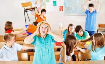 Экономист Банка Латвии: оптимизация школ увеличит число учащихся и повысит зарплаты учителям