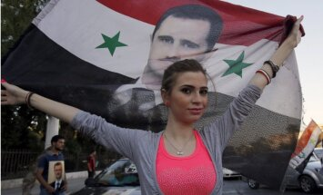 Asada uzvara - labākais Sīrijas konflikta iznākums, uzskata bijušais CIP šefs