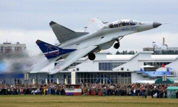 Ķīna kļūs par pirmo Krievu 'Su-35' ārvalstu pircēju