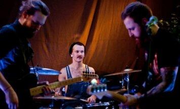 'Stoned Jesus' koncertu iesildīs pašmāju grupas 'Omerta' un 'Diseim'