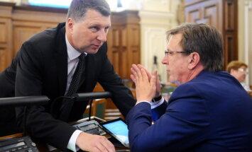 Президент и Кучинскис обсудили возможность роспуска Сейма