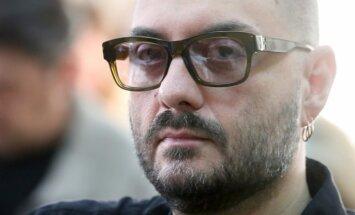 Serebreņņikovs: teātris Krievijā kļuvis par bīstamu mākslu