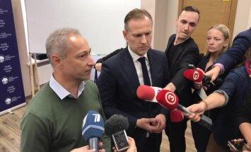 """Формирование нового правительства: KPV LV и """"новые консерваторы"""" не обсуждают создание блока"""