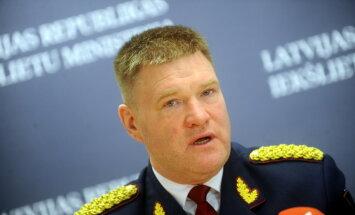 Шефа Госполиции оштрафовали на 400 евро и на год отстранили от закупок