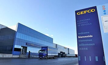 Krievijas Dzelzceļš pirks 'Peugeot Citroen' loģistikas kompānijas 'Gefco' kontrolpaketi