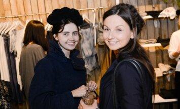 Rīgā atklāts neparasts lietuviešu modes veikals