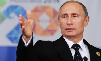 Putina vēsā uzņemšana G20 samitā Rietumiem var dārgi maksāt, brīdina Krievijas analītiķi