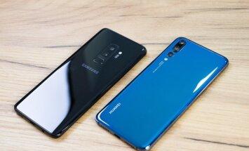 Trīsreiz ir vairāk par divreiz, bet vai ar to pietiek – 'Huawei' pret 'Samsung'