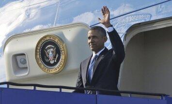 ASV budžeta krīze: Obama atceļ gadu desmitos pirmo vizīti Malaizijā