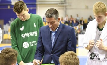 'Ogrei' un 'Valmiera/ORDO' komandām zaudējumi Baltijas Basketbola līgā