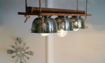 Apgaismojums virtuvē – iespēja radoši izpausties