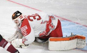 Latvijas izlases pretinieces PČ Dānija un Norvēģija svin uzvaras pārbaudes spēlēs