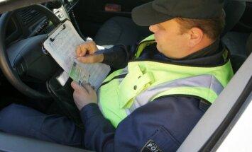 Pērn par braukšanu bez OCTA autovadītāji sodīti 10 539 reizes
