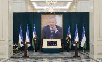 ФОТО: Президента Узбекистана похоронили в Самарканде