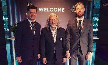 Baltijas valstu futbola federācijas apvienojas stratēģiskās attīstības panelī