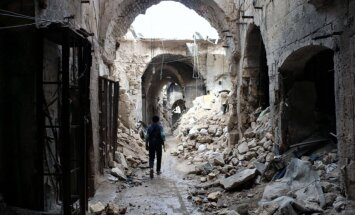 Sīrijas karš izmaksājis 35 miljardus ASV dolāru