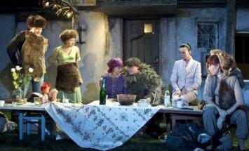 Ar izrādi 'Cīrulīši' Dailes teātris viesosies Ventspilī