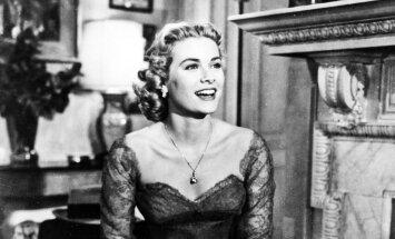 Dzīve kā kino jeb No aktrises par princesi – šarmantā Greisa Kellija