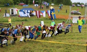 Latvijas orientieristi izcīna 18 medaļas Baltijas čempionātā