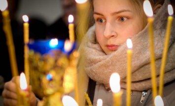 Saeimas komisijā neatbalsta likumprojektu par brīvdienu pareizticīgo Ziemassvētkos