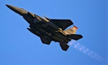 Katara no ASV iegādāsies vairākus 'F-15' iznīcinātājus