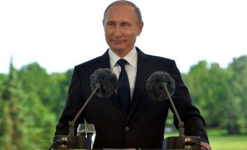 """Путин поддержал идею запрета """"скрытых"""" полетов над Балтийским морем"""