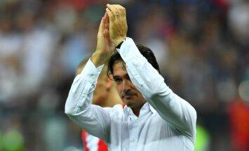 Обращение тренера Хорватии к политикам страны оказалось фейком