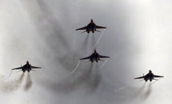 Netālu no Latvijas ūdeņiem 'viesojas' Krievijas izlūkošanas lidmašīnas