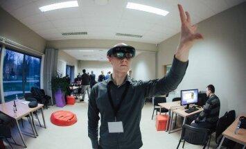 Programmētāji un grafikas dizaineri pulcēsies virtuālās realitātes darbnīcā Valmierā