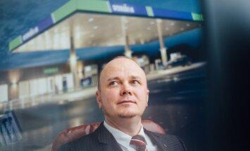 Latvija var! Vietējā degvielas uzpildes staciju ķēde konkurē ar starptautiskiem milžiem