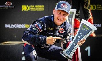 Ar prieku sejā. Reinis Nitišs par pirmo 'World RX' sezonu