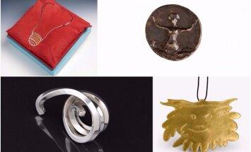 No Pikaso līdz Kūnsam: Mākslas muzejā būs aplūkojamas mākslinieku radītas rotas