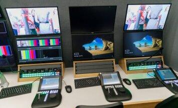 Foto: 'All Media Baltics' Latvijā investē jaunā HD aprīkojumā