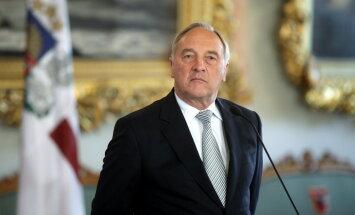 Prezidents: noraidīt ielūgumu uz 9.maija svinībām Maskavā var jebkurā laikā