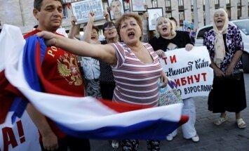 ES pagarinās sankcijas pret 150 fiziskajām un 37 juridiskajām personām saistībā ar Ukrainu