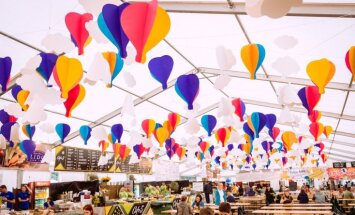 Aicina ēdinātājus pieteikties tirdzniecībai 'Positivus' festivālā