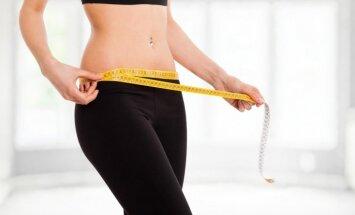 Kā iespējams iegūt slaidāku un tvirtāku augumu veselīgā veidā 4 nedēļu laikā?