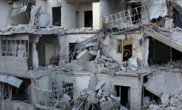 Шойгу назвал серьезными потери сирийской армии под Алеппо