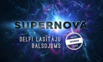 Balso par savu konkursa 'Supernova' simpātiju!