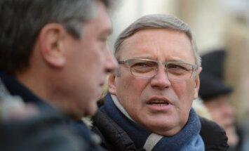 Krievijas agresijas nākamie 'upuri' būtu Moldova un Baltijas valstis, atzīst Kasjanovs
