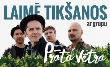 Noslēdzies konkurss par 'superkomplektu' - divām biļetēm uz 'Prāta vētras' koncertu Jelgavā un tikšanos ar grupu