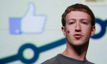 Zakerbergs brīdina par Krievijas centieniem manipulēt ar 'Facebook' platformu