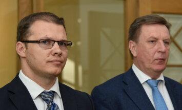 Divi grupējumi un trausla kārtība: ZZS, NA un JKP par maksātnespējas administratoriem