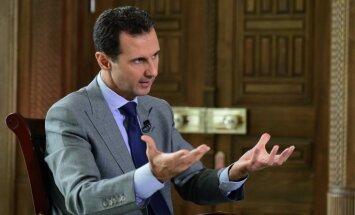 Асад объяснил причину нападения боевиков на Пальмиру
