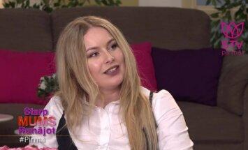 Lielo izmēru modele Tatjana Mackeviča: neviena sieviete nevar pateikt, ka viņa ir 100% ideāla