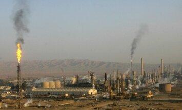 Vācijas izlūkdienests paziņo, ka 'Islāma valsts' peļņa no naftas tikusi krietni pārspīlēta